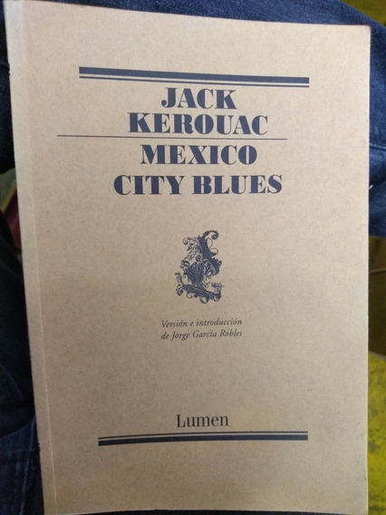 México City Blues Jack Kerouac