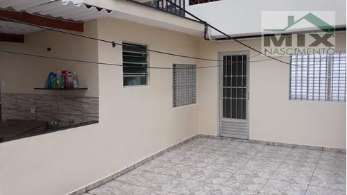 Casa Para Renda Em Taboão - São Bernardo Do Campo, Sp - 2891