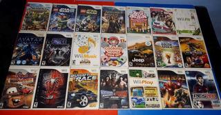 Juegos Baratos Para Nintendo Wii Oferta