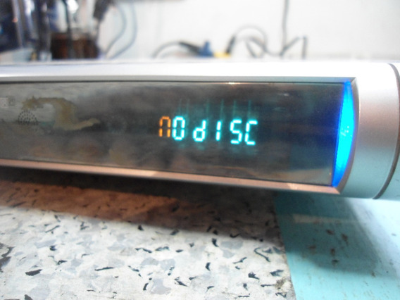 Dvd Player Vicini Vc-900 - Para Reparo Ou Peças