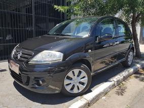 Citroën C3 1.4 8v Exclusive Flex Couro = Okm Novo Oferta Con