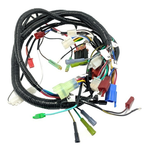 Sistema Electrico  Bajaj Discover 100  (5 Cambios)