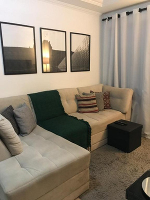 Apartamento De 62,00 Mts² Com 2 Dormitórios À Venda, Por R$ 382.000 - Parada Inglesa - São Paulo/sp - Ap3483