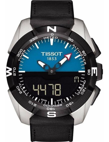 Reloj Tissot T-touch Solar T0914204604100 Time Square