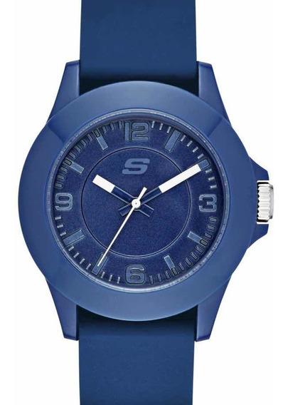 Reloj Skechers Análogo Azul Y Morado