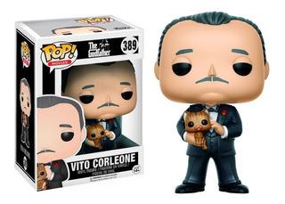 Funko Pop Vito Corleone 389 The Godfather Original