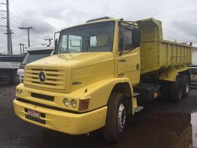 Caminhão Mb1622 6x2 Cacamba - Ano 2001