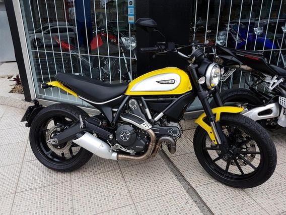 Ducati Scrambler Icon 800 2016, 4.000km