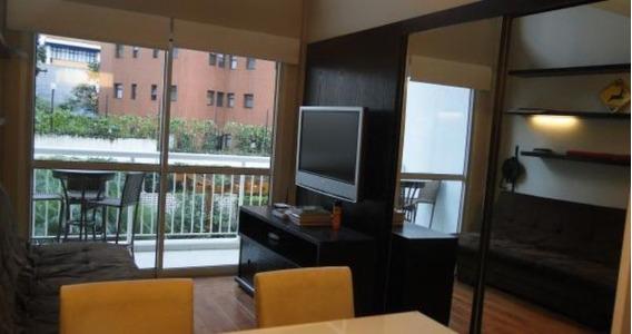 Apartamento 1 Suíte, Sala Com Varanda 1 Vaga Lazer - 345-im100735