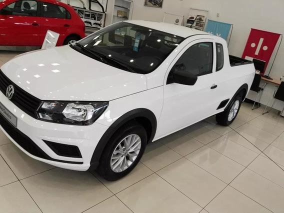 Volkswagen Saveiro 1.6 Gp Cs 101cv Safety 2019 0 Km 4