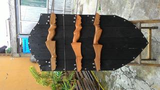 Arco E Flecha Artesanal