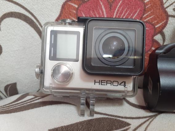 Camera Hero 4 Gopro. Com Acessórios.