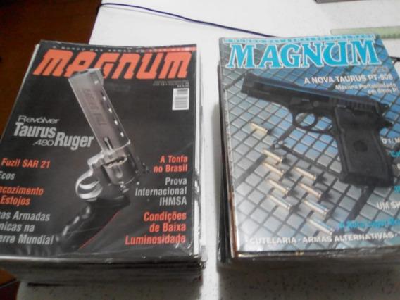 Revista Magnum Só Lacradas Preço Para Uma Com Frete Gratis