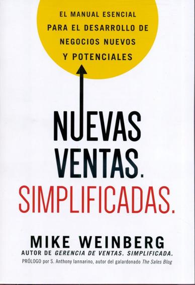 Nuevas Ventas Simplificadas - Mike Weinberg - Harper Collins