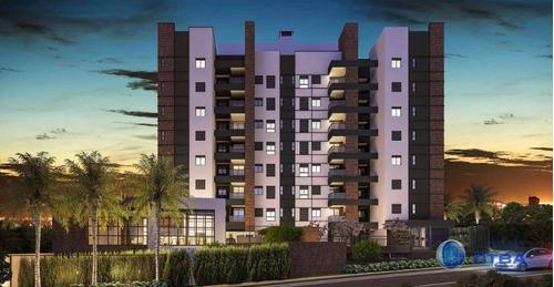Apartamento Com 3 Quartos À Venda, 105 M² Por R$ 892.600 - Cristo Rei - Curitiba/pr - Ap0275