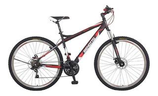 Bicicleta Benotto Montaña Ignition R29 21v Shimano Dob Disco