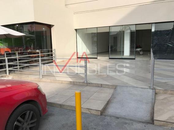 Renta De Local En Plaza Comercial En La Colonia Del Valle