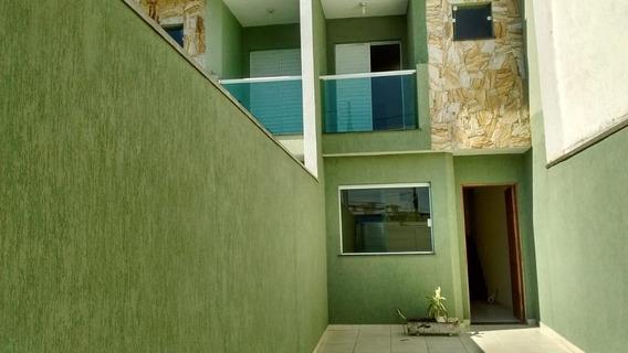 Sobrado Novo 02 Dormitórios Suítes E 02 Vagas, Aricanduva - Jd. Arize. - So14257