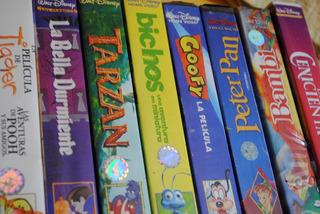 Peliculas Vhs Disney Originales