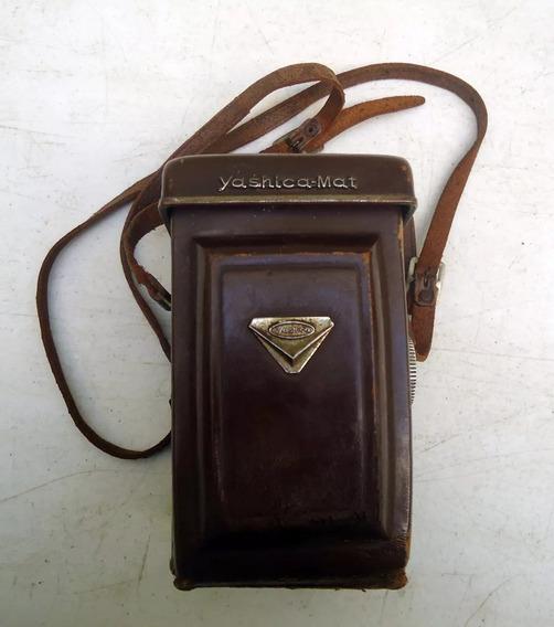 Camera Fotografica Antiga Yashica Mat Lm