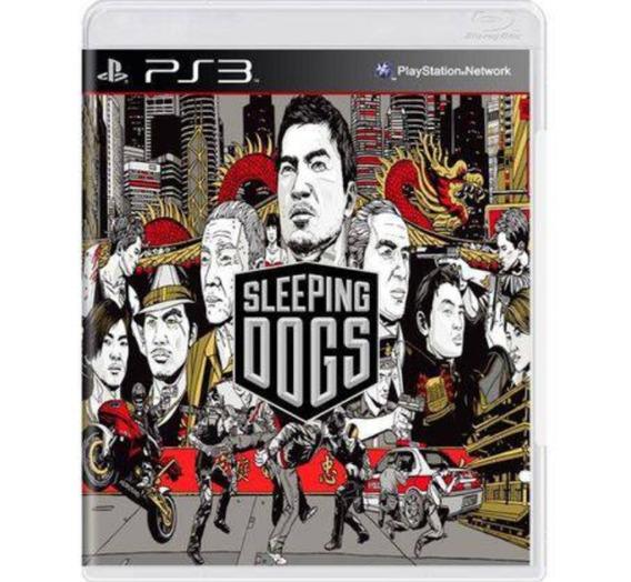 Sleeping Dogs Ps3 Original Novo Lacrado