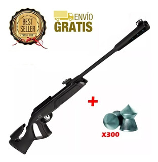 Rifle Aire Comprimido Gamo Elite Whisper Igt - Nitro Pistón