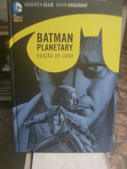 Batman - Planetary