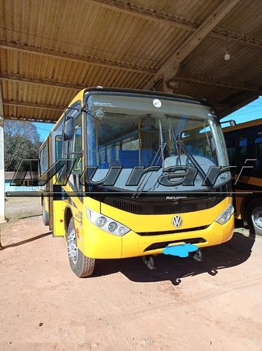Imagem 1 de 6 de Senior Midi Volks 15-190 Ano 2013 Caminho Escola Ub Ref 792