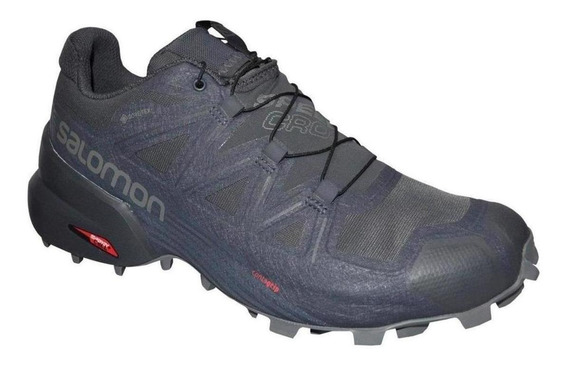 Tenis Salomon Speedcross 5 Gore-tex Nocturne Caballero Run24