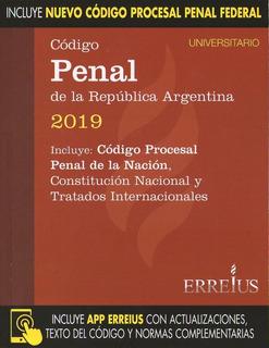 Código Penal Y Procesal Penal + Constitución Pocket