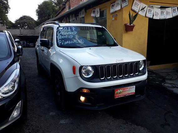 Jeep Renegade 1.8 Sport Flex 5p Ipva E Transferencia Gratis
