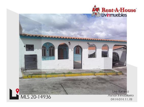 Casa En Venta. Los Teques Mls 20-14936