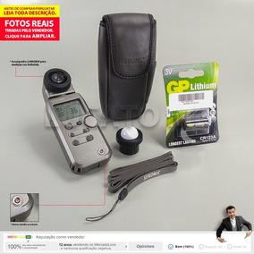 Fotômetro Sekonic L358 + Lumigrid Até 12x S/j + Frete Grátis