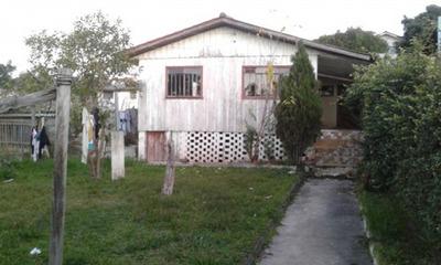 Terreno Com 02 Casas Em Campo Largo - Paraná