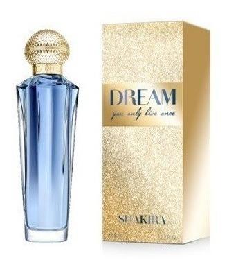 Perfume Importado Shakira Dream Edt 80ml
