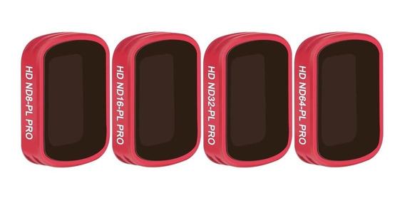 Filtros Dji Osmo Pocket Pgytech Nd8-16-32-64/pl Professional