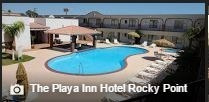 Puerto Peñasco Hotel Playa Inn Rocky Point En Venta Puerto Peñasco, Si