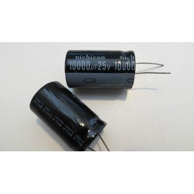Capacitor Eletrolítico 10.000uf 25v