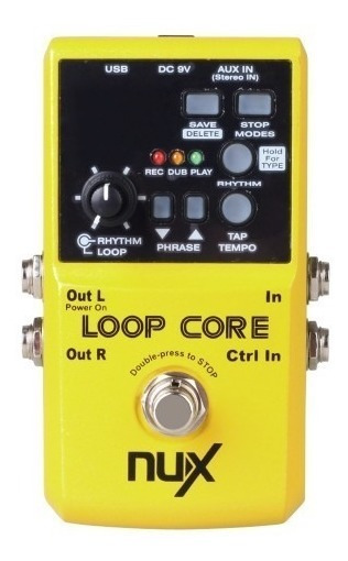 Pedal Nux Nfa-3677 Loop Core