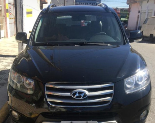Hyundai Santa Fe 2012 2.4 5l 2wd Aut. 5p