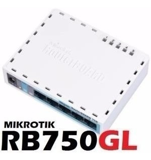 Mikrotik- Routerboard Rb 750gl
