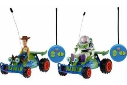Toy Story Radiocontrol Duo Pack