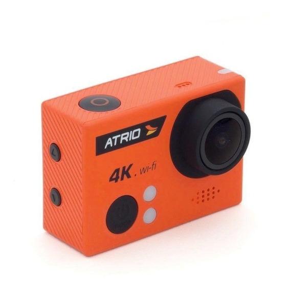 Câmera Esportiva Atrio 4k Filma Pro Wifi Com Controle