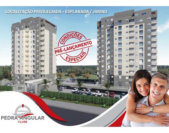 Apartamento Padrão Em Jarinu - Sp - Lc0011_easy