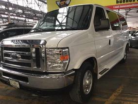 Ford Econoline 12 Pasajeros Aut 2009