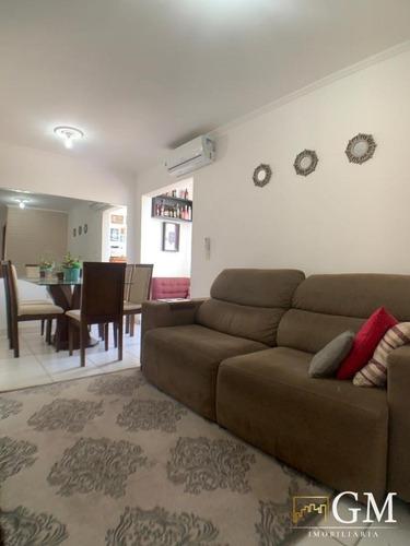 Imagem 1 de 15 de Apartamento Para Venda Em Presidente Prudente, Edifício Alto Da Colina, 2 Dormitórios, 2 Banheiros - Apv0370_2-1144299