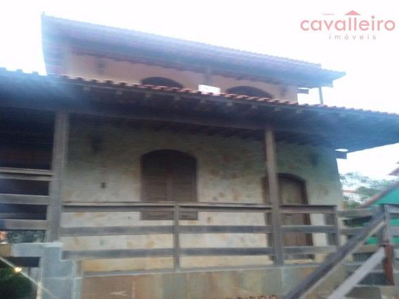 Casa À Venda Próximo A Praia, Cordeirinho (ponta Negra), Maricá. - Ca2376