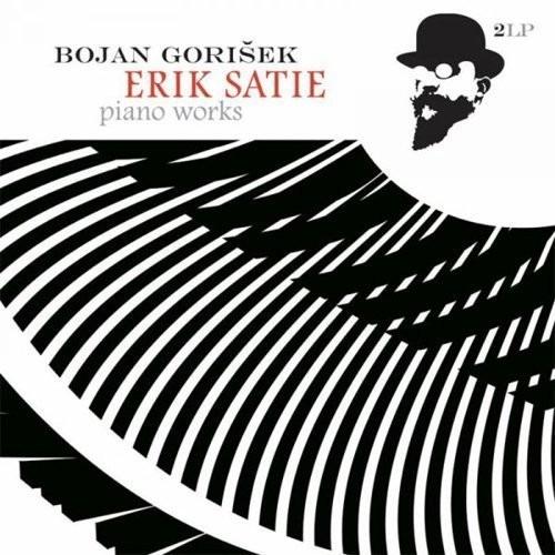 Bojan Gorisek Erik Satie - Piano Works Vinilo Lp Nl Import