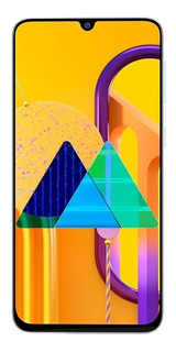 Samsung Galaxy M30s Dual SIM 64 GB Blanco perla 4 GB RAM