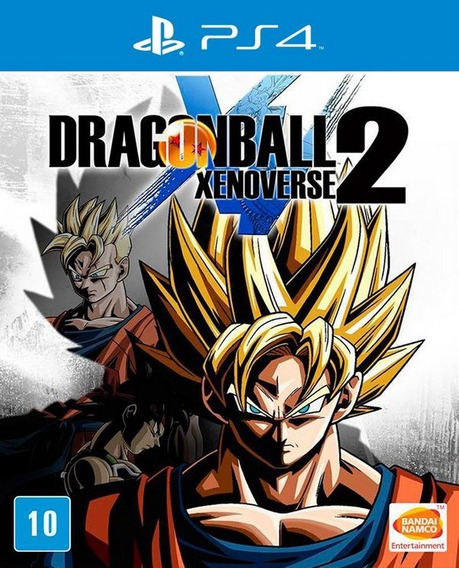 Dragon Ball Xenoverse 2 - Ps4 - Mídia Digital Primaria